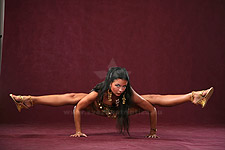 Стрип-танцовщица Кристина. Фото 13