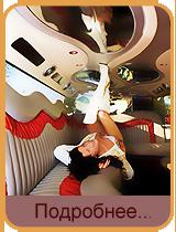 Стриптиз-шоу в лимузине с участием Кристины